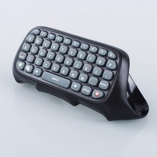 Patuoxun Full Qwerty Text Chat Messaging Pad Chatpad Keyboard for Xbox 360 Live Games Controller