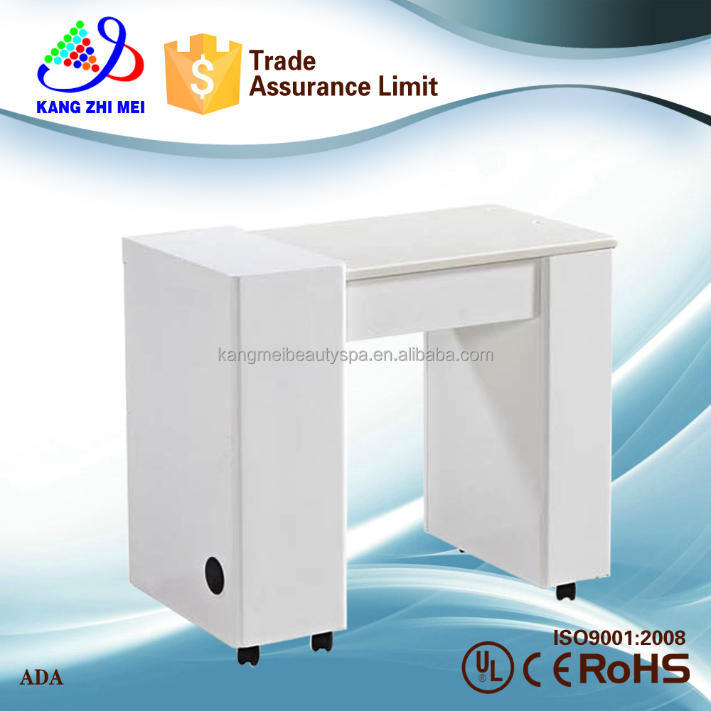 Nail dryer table for beauty salon nail art table wholesale for Ada beauty salon