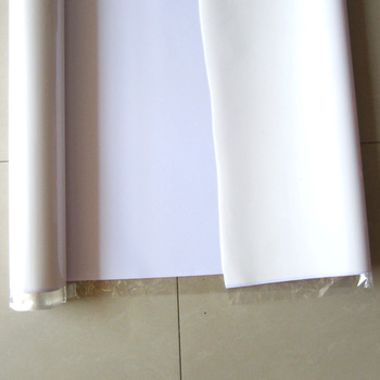 Ptfe Glass Self Adhesive Cloth Paper Offenzelliges Silikonschaumblatt
