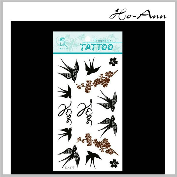Latest Hot Selling!! OEM Design eye temporary tattoo from direct manufacturer