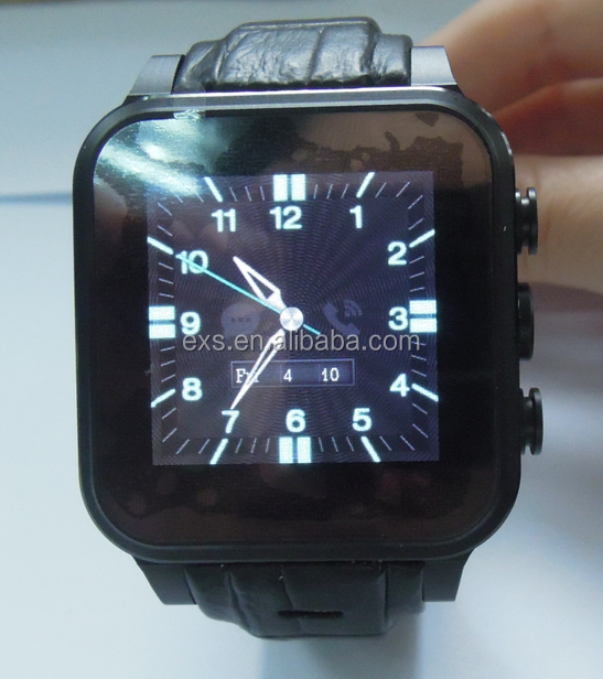 2014 alibaba hot new multi-function watch phone android smart watch smartphone