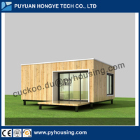2016 China New Hot Selling Container House Container Villa Mobile Furniture Container Home