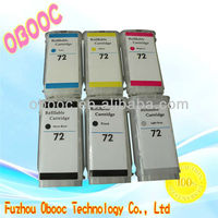 Buy long 72 refillable ink cartridges for HP T610 T770 in China on ...