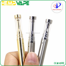 Wholesale CBD atomizer 510 ceramic vaporizer pen factory price ceramic coil wickless 510 atomizer for thick oils