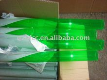 acrylic pipe ( neon green )