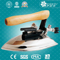YRB industrial laundry flat irons electric hanger steam iron