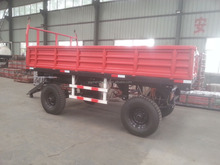 7CX-5 Tractor four wheel farm trailer