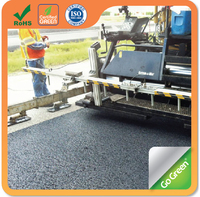 Go Green micro-paving cold mix asphalt with easy construction