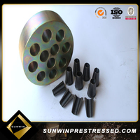Prestressed Metal Building Materials Anchor Head manufacturer