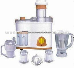electric juicer with 7 in 1