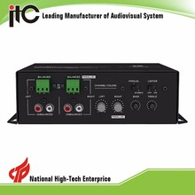 Free adjusting digital mini amplifier picture