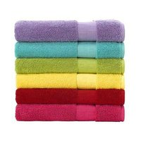 100% Cotton Terry Towels for Retail as well as Institutional use