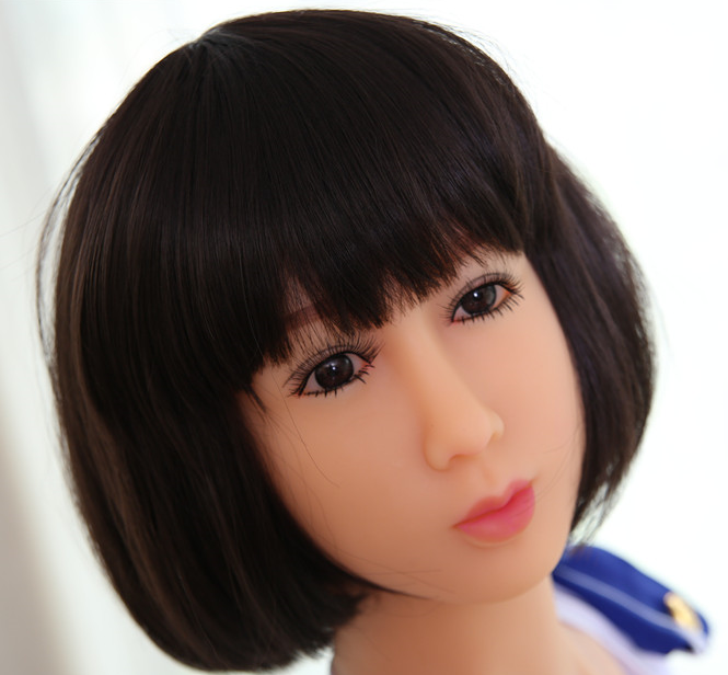 135 cm sex doll silicone head