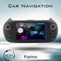 for fiat fiorino car dvd player with navigation