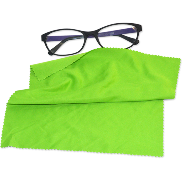 Microfiber Cloth Eyeglasses: Custom Print Microfiber Cleaning Cloth Eyeglass Cleaner