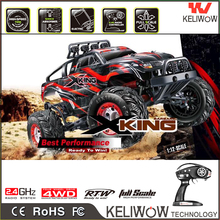 1:12 off road <span class=keywords><strong>rc</strong></span> roca racer 2.4G 4CH <span class=keywords><strong>rc</strong></span> <span class=keywords><strong>monster</strong></span> car kit 4x4 coche del <span class=keywords><strong>rc</strong></span> rápido