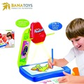 3in1 Educational kids painting toy projector drawing toy