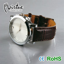 New design unusual leather watches