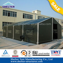 Durable and long life span military shelter sale for army military army,refugee,camping
