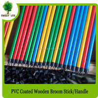 Wood Material and Home Mop Usage China Wooden Handle