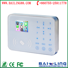 Touch Panel GSM+ WIFI 868MHZ Touch Keypad GSM Home Security Alarm System