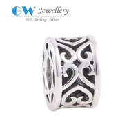 China Supplier Wholesale Silver Beads Jewelry Good Selling Products This Year