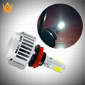 Hot sale led car headlight kit A336 h9 h7 COB auto headlight