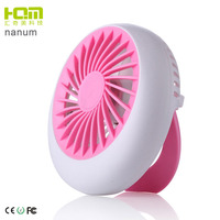 Hot Sale Pink Best Small Electric Fans For Student