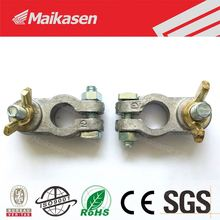Manufacturer Battery Terminal Clamp Connector Car Parts Brass Battery Clips Accessory>