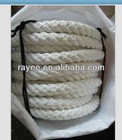 2 inch rope/mooring rope/8 strand polypropylene rope,corda de polipropileno