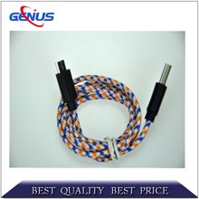 MFi Certified Strap braided usb micro cable MFi for iPhone USB cable braclet cable for iPhone 6Plus,MFI factory