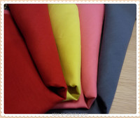 T/R 80/20 30*30 130*70 57/58''plain dyed fabric 166gsm