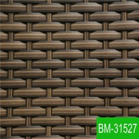 High Quality plastic wicker weaving material BM-31527