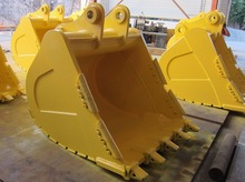 Durable special excavator clamshell rock bucket for excavator