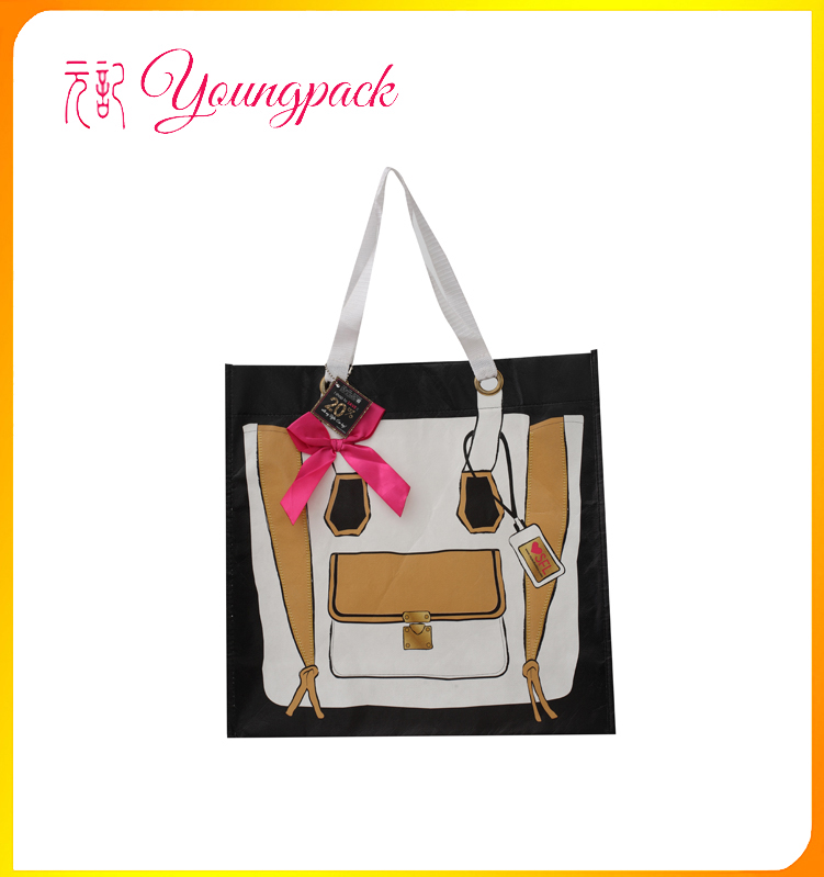 Hot Sale High Quality Non Woven PP Gift Bag