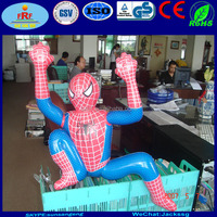 Promtions toys Inflatable Spider Man