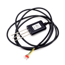 EC10 RS485 Soil Moisture Conductivity Soil humidity and Temperature 3in1 <strong>sensor</strong> quality Soil Conductivity <strong>Sensor</strong>