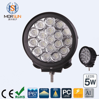 12v automotive 90w led work light, auto parts car accessory with CE ROHS IP67 90w led working light for off-road driving