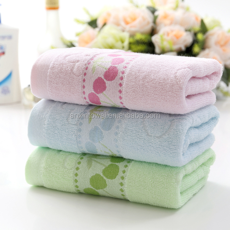 100 towels manufacturers jacquard velvet with embroidery towel wholesale