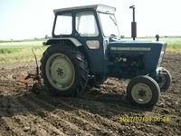 used Ford 4000 agricultural tractor