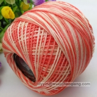 Super bright dope cotton thread,cotton thread in bulk