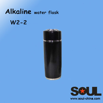 Wholesale world best health product alkaline energy vacuum flask with negative ions