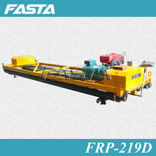 FRP-219D asphalt paver for road construction