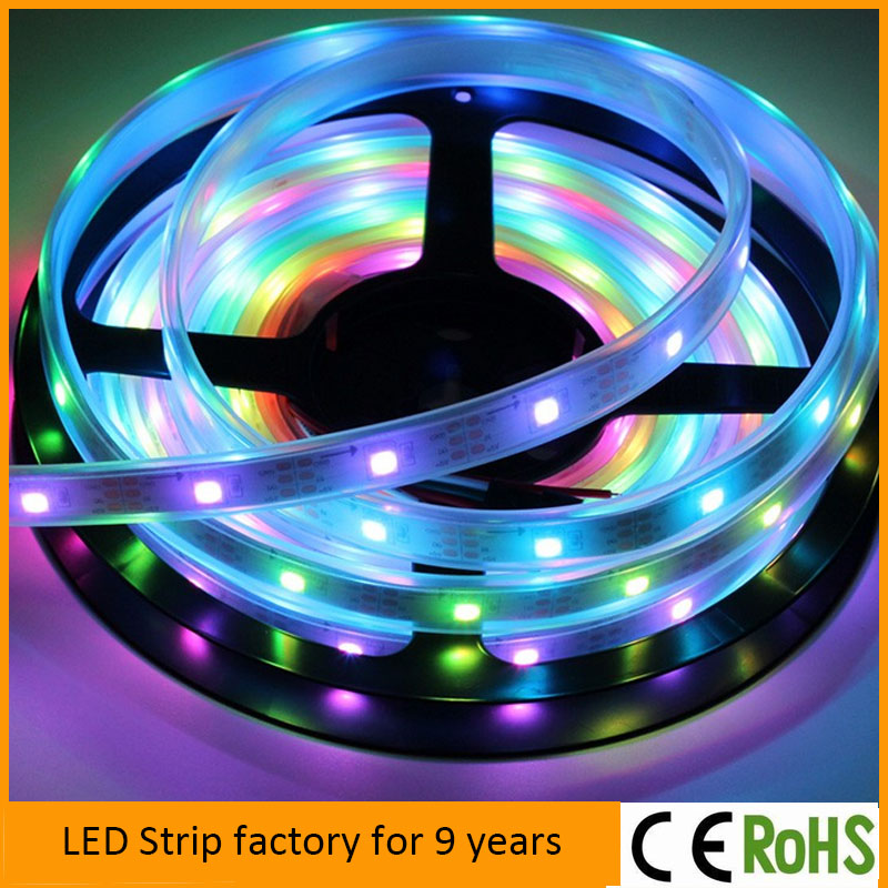 IP65 120 leds dream color hot items 3528 strip,led strip with 2 years warranty
