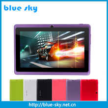Newest lowest China quad core tablet 7 inch android 4.4 tablet pc A33 android mid tablet pc manual
