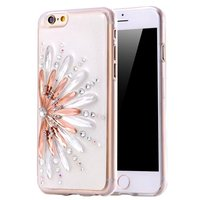 Bling luxury handmade diamond phone case for iphone 6