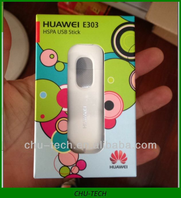 Unlocked E303 Huawei USB Modem Dongle 3G wireless modem
