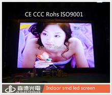 indoor smd hd hot movies led display