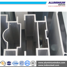 extruded aluminum manufacturers thermal break aluminum window extrusion profile with different surface treatment