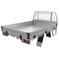 Steel Ute Tray Designs For Pickup Truck For Sale